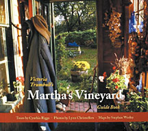 Victoria Trumbull's Martha's Vineyard by Cynthia Riggs